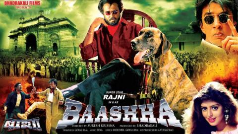 Baasha (1995) Digital Version